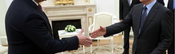 Додон, выйди вон. Куда денут молдавского президента в Москве