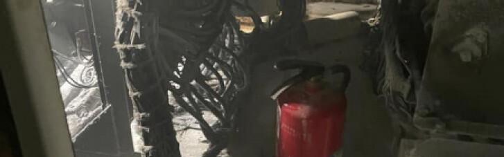 На Ровенщине загорелся поезд с 228 пассажирами: пострадавших нет (ФОТО)