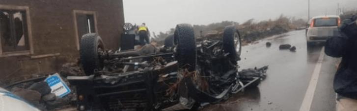 На итальянский остров налетел торнадо: есть жертвы (ВИДЕО)