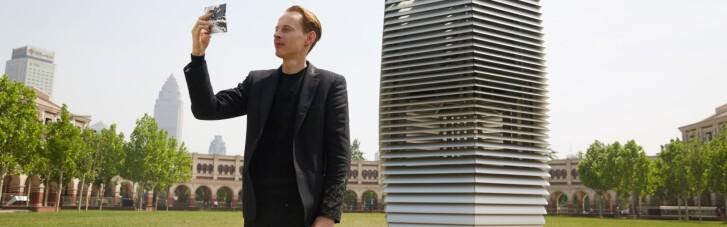 Право дихати. Чи врятують Київ повітроочисні вежі