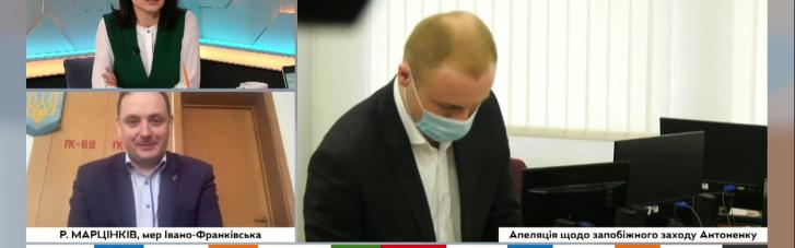 Марцінків стверджує, що у приватних клініках Івано-Франківська щеплять препаратом Pfizer