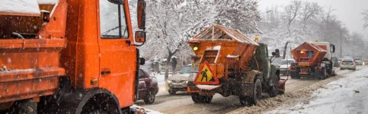 Синоптики сообщили, где в среду выпадет снег (КАРТА)