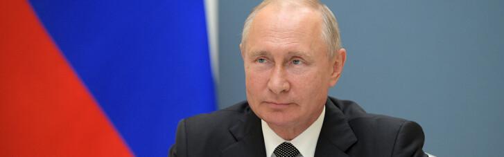 """Путин: Перенос переговоров из Минска — попытка Украины """"похоронить"""" соглашения"""
