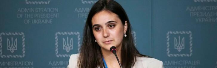 "Мендель закликала Україну заявити право на ""свою"" російську мову"