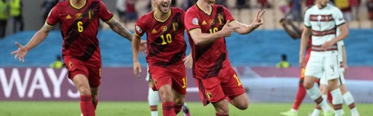 Евро-2020: Бельгия сотворила вторую сенсацию игрового дня