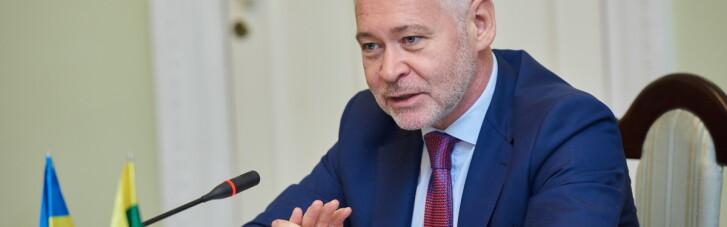 Терехов своєю поведінкою підставляє Офіс президента, – Марунич