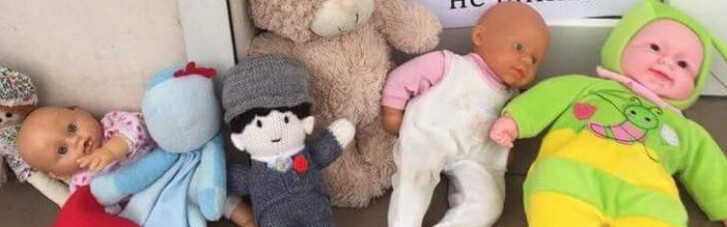 """""""Война"""" УПЦ МП. Если можно не щадить младенцев, то почему нужно щадить попов?"""