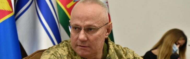 Генштаб не бачить підготовки Росії до нападу найближчим часом, — Хомчак