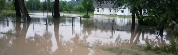 Рятувальники попередили про підтоплення в чотирьох областях
