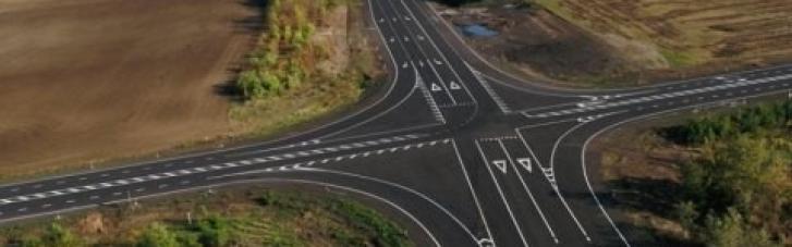"""Луганська область вже виконала план 2021 року з відновлення доріг у рамках """"Великого будівництва"""""""