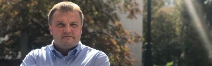 Вадим Денисенко: Тероборону не створюють, бо влада боїться українців із зброєю на руках