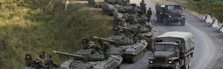 День на Донбассе: оккупанты перемещают технику вдоль линии фронта