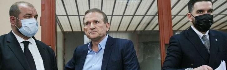 Дело Медведчука: решение по аресту кума Путина огласят в пятницу