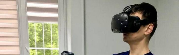 В Украине впервые использовали виртуальную реальность для проведения операции