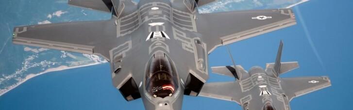 Повітряні сили ЗСУ планують отримати літаки F-15 та F-35