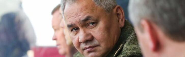 Шойгу внезапно приказал свернуть военные учения в Крыму