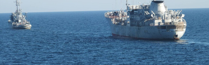 Позитив недели. На Азовском море сформирован дивизион ВМС Украины