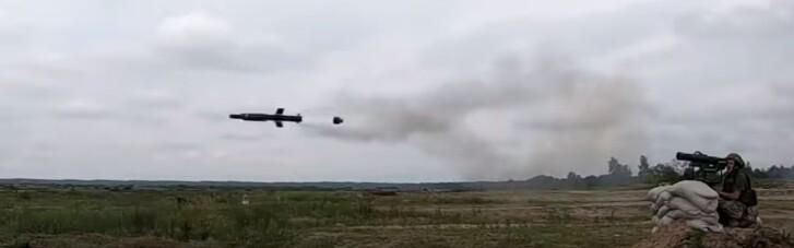 """Позитив недели. Наши ПТРК """"Корсар"""" готовы бить по российским танкам"""