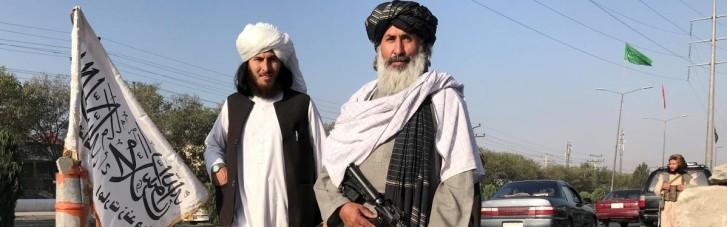 """В Кабуле боевики """"Талибана"""" разогнали женщин, которые вышли на акцию в поддержку своих прав (ВИДЕО)"""