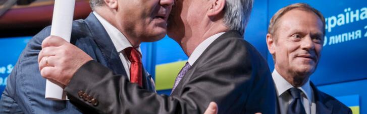 Последний саммит перед выборами. Какой подарок Порошенко сделал ЕС
