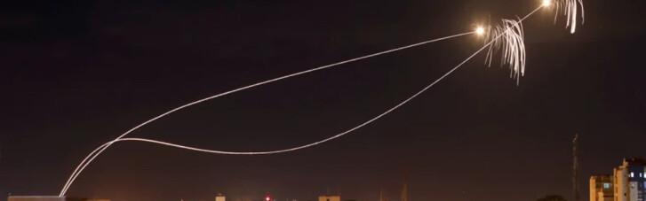Откуда ракеты? Оттуда, вестимо. Зачем Россия позволяет палестинцам обстреливать Тель-Авив