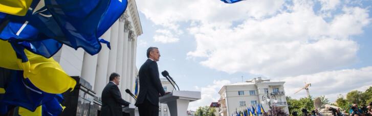 Украина в мини-НАТО. Что означает секретное решение СНБО о союзниках