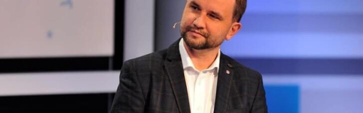 Мовне питання: В'ятрович зірвав термінове засідання Комітету ВР (ВІДЕО)