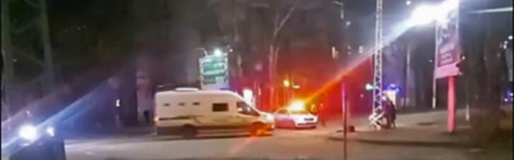"""Потужний вибух прогримів у Херсоні, містяни повідомляють про """"російський слід"""" (ФОТО)"""