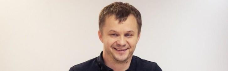 """Радник глави ОПУ Милованов пояснив, чому він """"дебіл"""""""
