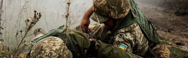 На Донбасі загинув ще один український військовий