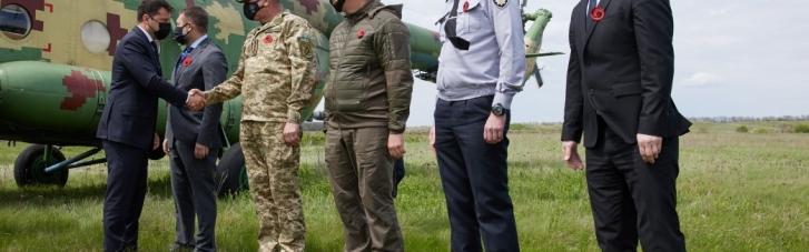 День памяти: Зеленский отправился с послами ЕС и G7 на Луганщину