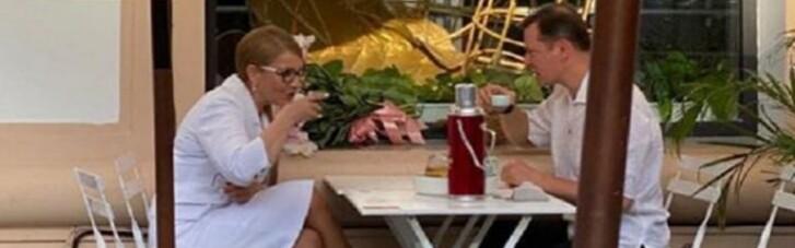 """Знову разом. Чому """"московська зозуля"""" Тимошенко пробачила """"чихуахуа"""" Ляшка"""