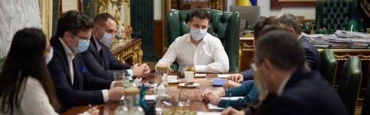 Зеленський дав оцінку українській делегації в ПАРЄ