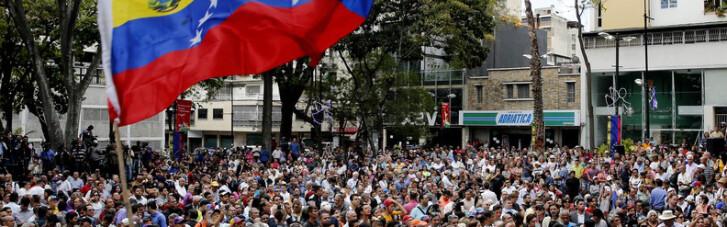 Битва за Каракас. Які шанси виграти у США і Росії