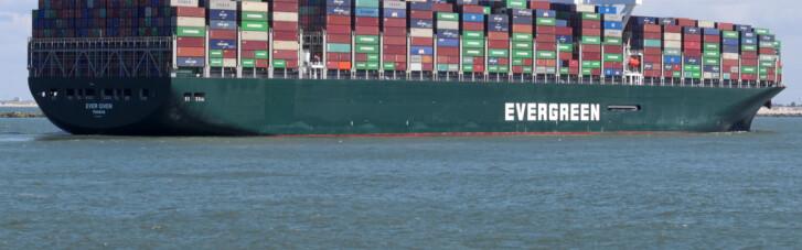 Пробка в Суэцком канале. Чем грозит миру одно застрявшее судно