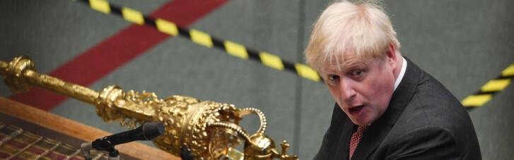 На граблі Брекзіта. Як Борис Джонсон розхитує міжнародне право
