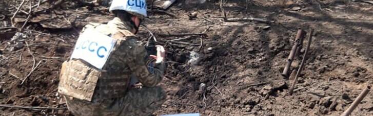 Бойовики відкрили вогонь по цивільних об'єктах Водяного (ФОТО)