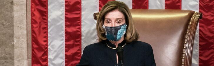 Штурм Капитолия будет расследовать спецкомиссия Конгресса