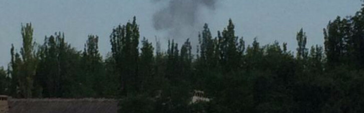 Бої за Донецьк. Що означає вибух в центрі міста (КАРТА)