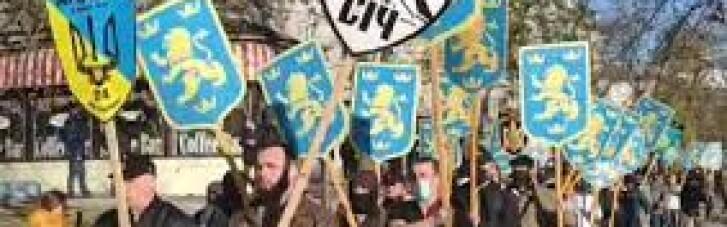 """Марш в честь СС """"Галичина"""" був заявлений як """"марш вишиванок"""", — КМДА"""