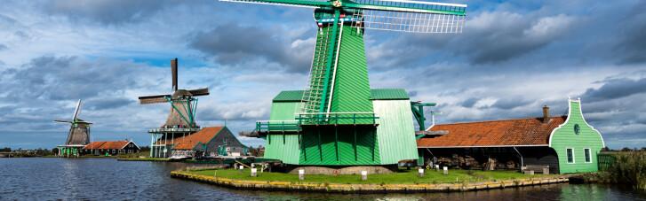 Politico: Когда исчезнут Нидерланды?