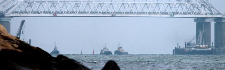 Упаднические настроения. Кого может похоронить под обломками Крымского моста