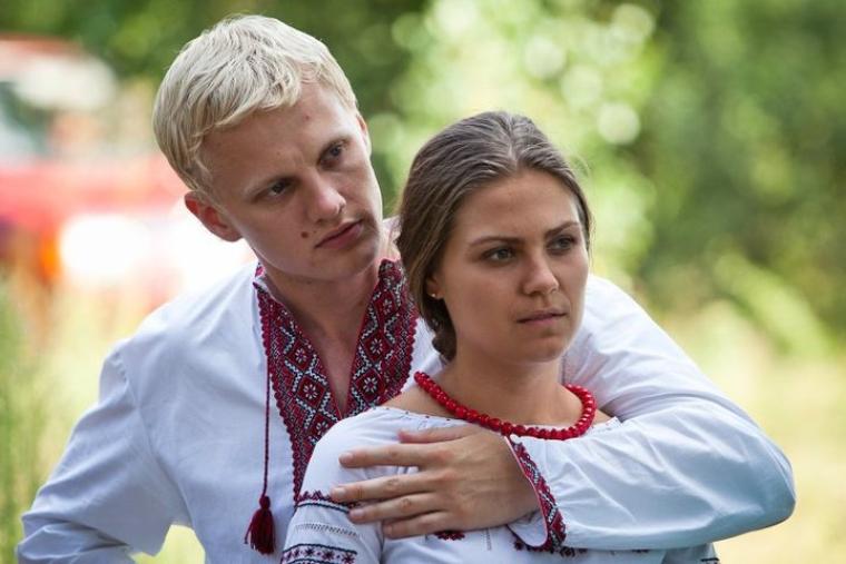 Виталий Шабунин с женой Еленой
