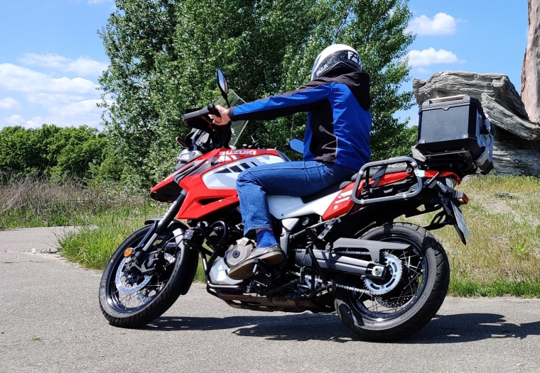 Мотоцикл с ИИ
