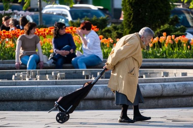 У 2021 р. під різні програми підвищення пенсійних виплат підпадають 10,5 млн українських пенсіонерів