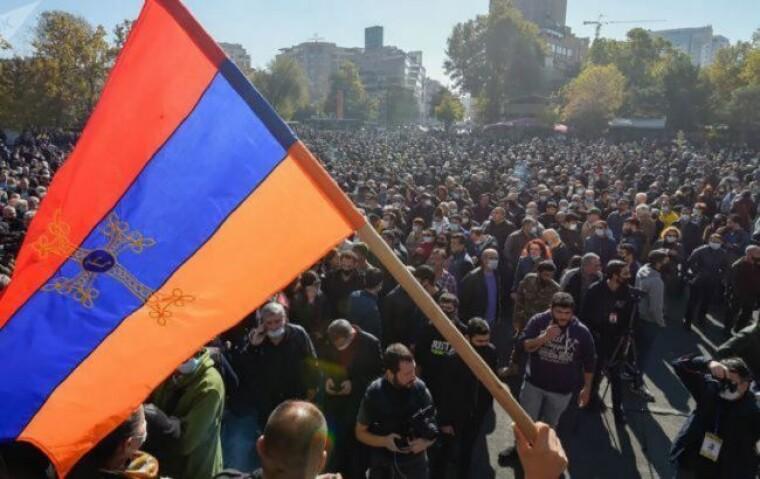 Протести в Єревані