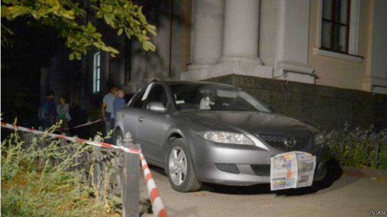 Під час стрілянини в автомобілі був водій Інни Совсун
