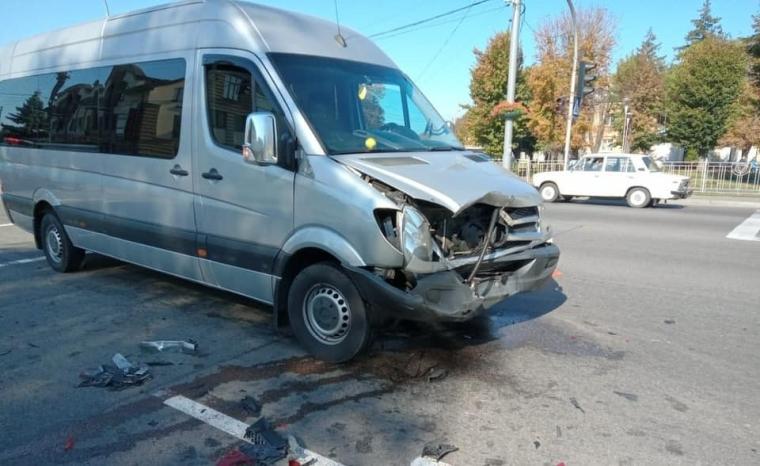 Авария произошла в Броварах