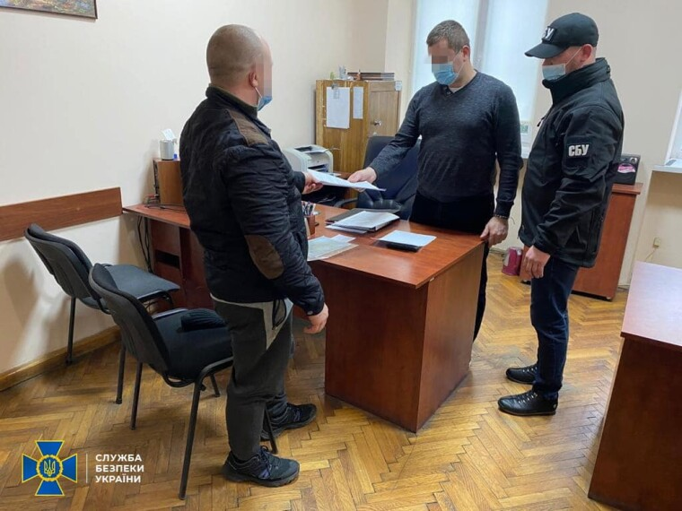 На Закарпатье работники СБУ разоблачили сепаратиста