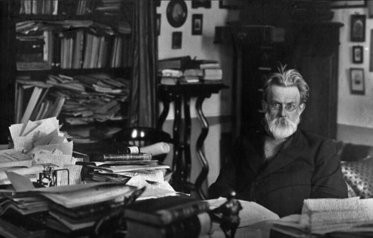 Владимир Вернадский. Фото начала 1920-х гг.